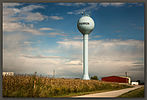 Water Tower, Pierron, Illinois