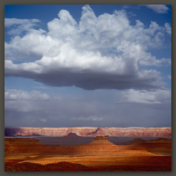 Cloud, Arches National Park, Utah