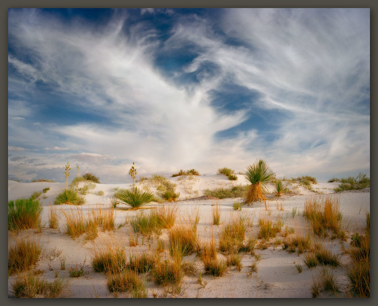 White Sands #1, New Mexico
