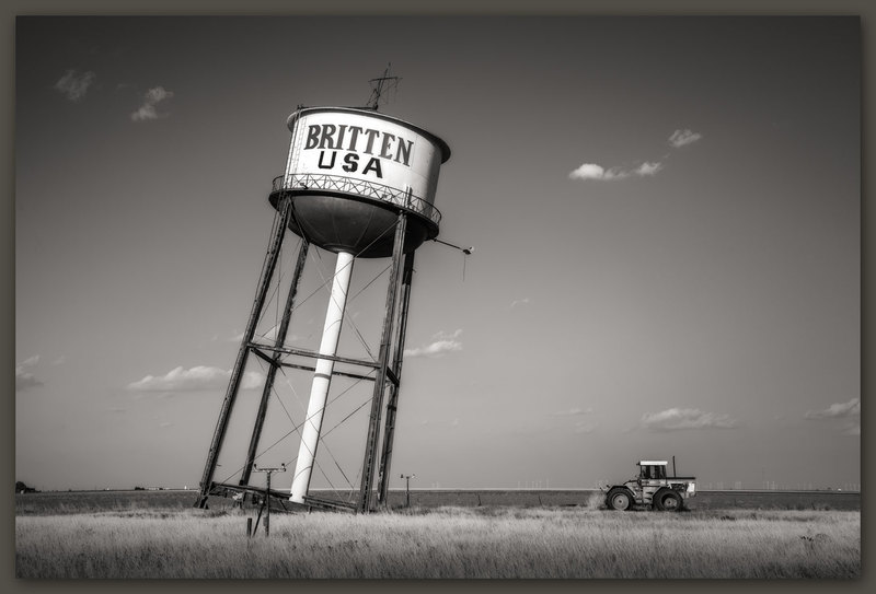 The Leaning Tower of Texas, Groom, Texas